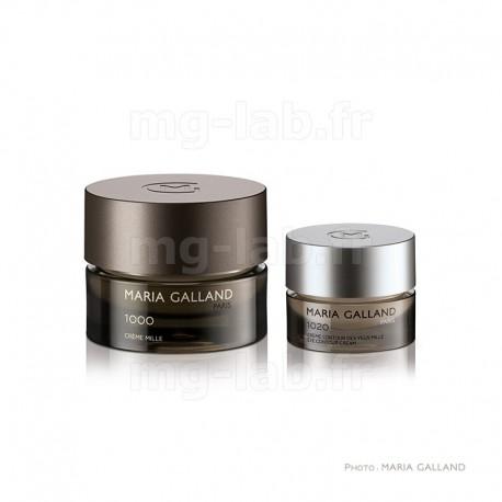 Coffret Luxueux Crème 1000 + CDY 1020 1000L Maria Galland - Ligne Mille - Pots 50ml et 15ml