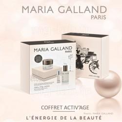Coffret Activ'Age 720 & 719 & 0010 Maria Galland – Ligne Activ'Age - Coffret 3 produits