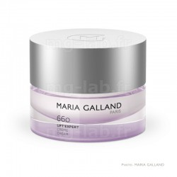 Crème Lift'Expert 660 Maria Galland - Crème liftante perfectrice de peau - Pot 50ml