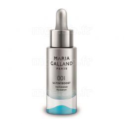 ULTIM'BOOST 001 HYDRATATION MARIA GALLAND - Hydratation immédiate et optimale de la peau - Flacon 15ml